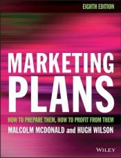 Marketing Plans by Malcolm McDonald