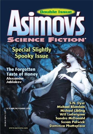 Asimov's Science Fiction, October/November 2016