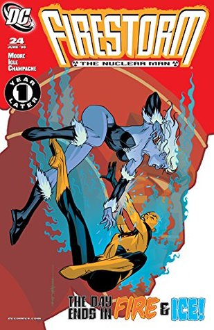 Firestorm: The Nuclear Man (2006-) #24