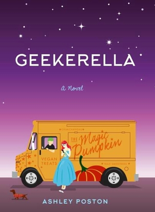 cover of Geekerella by Ashley Poston