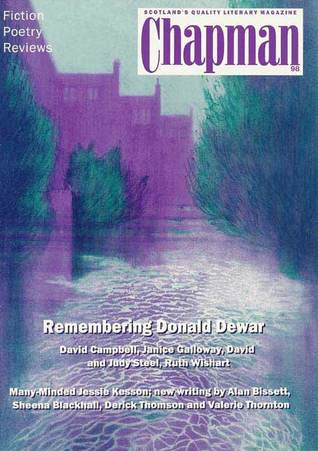 Remembering Donald Dewar