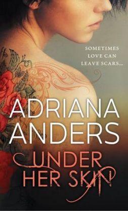 Under Her Skin (Blank Canvas, #1)