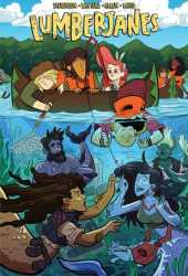 Lumberjanes, Vol. 5: Band Together Book
