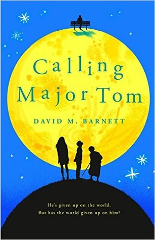 Image result for calling major tom book cover