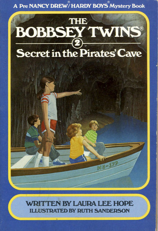 Secret in the Pirate's Cave (Bobbsey Twins, #2)