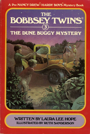 The Dune Buggy Mystery (Bobbsey Twins, #3)