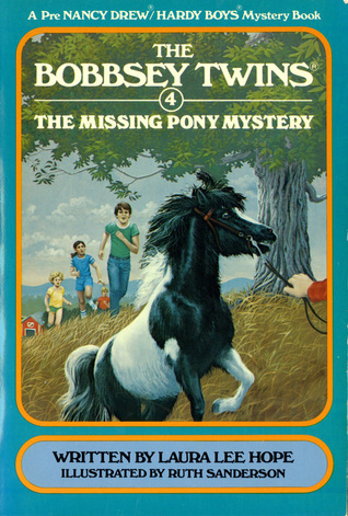 The Missing Pony Mystery (Bobbsey Twins, #4)