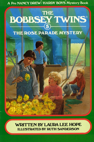 The Rose Parade Mystery (Bobbsey Twins, #5)