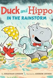 Duck and Hippo in the Rainstorm (Duck and Hippo, #1) Book