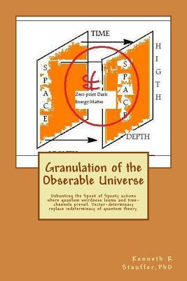 Granulation of the Observable Universe: Debunking the Spook of Spooky Actions Where Quantum Weirdness Looms
