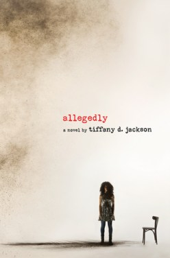 Image result for allegedly book cover