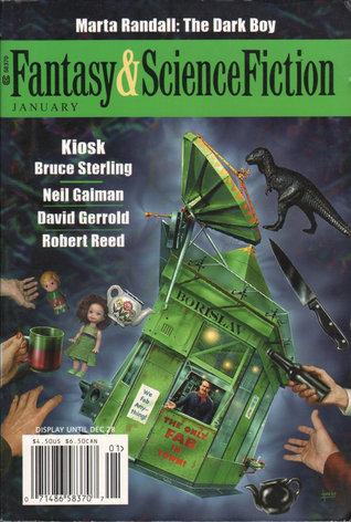 Fantasy & Science Fiction, January 2007 (The Magazine of Fantasy & Science Fiction, #657)