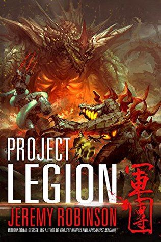 Project Legion Book Cover