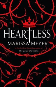 DNF Review: Heartless by Marissa Meyer