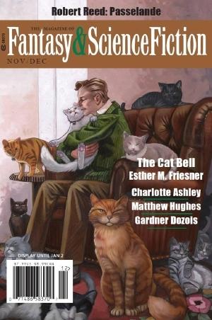 The Magazine of Fantasy & Science Fiction, November/December 2016 (The Magazine of Fantasy & Science Fiction, #728)