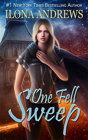 Image result for one fell sweep ilona andrews