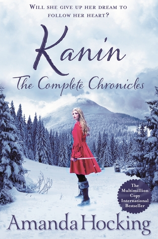 Kanin: The Complete Chronicles (Kanin Chronicles #1-3)