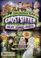 Hilfe, Zombie-Party! (Ghostsitter, #3)