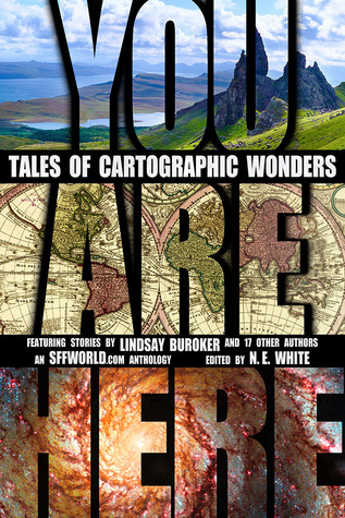 You Are Here - Tales of Cartographic Wonders