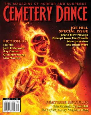 Cemetery Dance: Issue 74-75