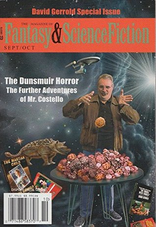 The Magazine of Fantasy & Science Fiction September/October 2016