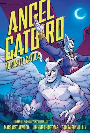 Angel Catbird, Volume 2: To Castle Catula
