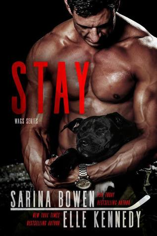 Stay (WAGs, #2)