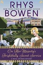 Book Review: Rhys Bowen's On Her Majesty's Frightfully Secret Service