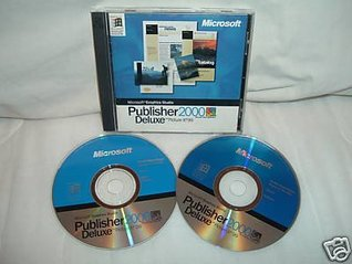 Microsoft Publisher 2000 Deluxe with Photo Editing