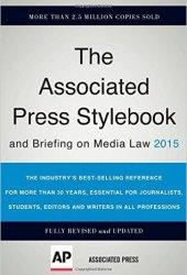 The Associated Press Stylebook 2015 Book Pdf