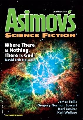 Asimov's Science Fiction, December 2016