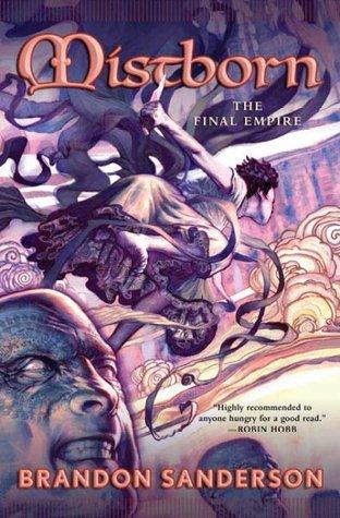 The Final Empire (Mistborn, #1)