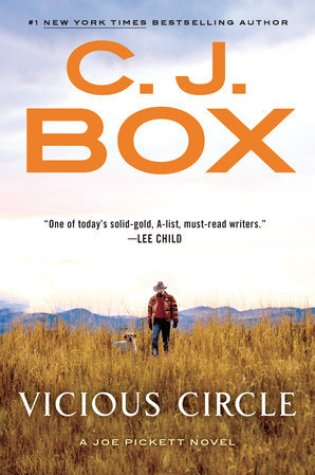 Vicious Circle (Joe Pickett, #17) Book Pdf ePub