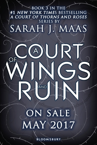 Image result for a court of wings and ruin cover reveal