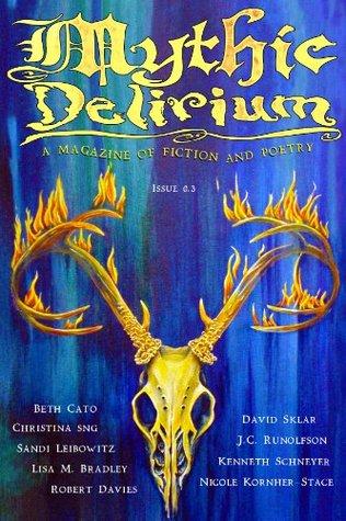 Mythic Delirium Magazine Issue 0.3