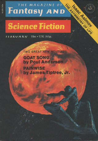 The Magazine of Fantasy and Science Fiction, February 1972 (The Magazine of Fantasy & Science Fiction, #249)