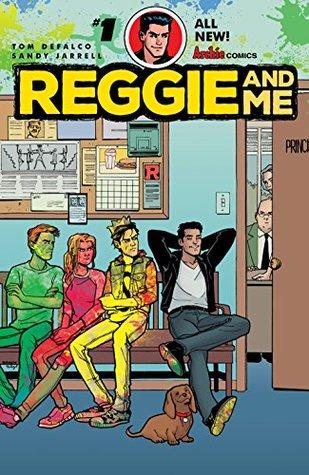 Reggie and Me (2016-) #1 (Reggie and Me (2016-2017))