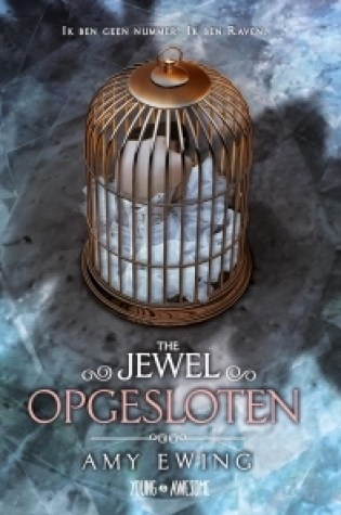 Opgesloten (The Lone City #1.5) – Amy Ewing