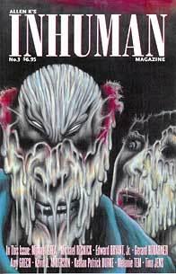 Allen K's Inhuman Magazine #3, December 2005