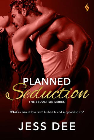 Planned Seduction - Man in tank embraces a woman.