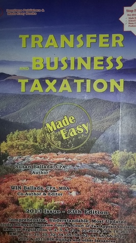 Transfer and Business Taxation Made Easy
