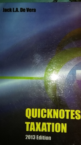 Quicknotes Taxation
