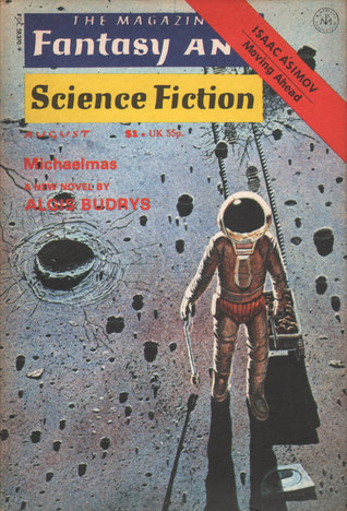 The Magazine of Fantasy and Science Fiction, August 1976 (The Magazine of Fantasy & Science Fiction, #303)