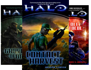 Halo Boxed Set (3 Book Series)