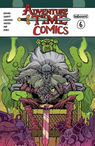 Adventure Time Comics #6