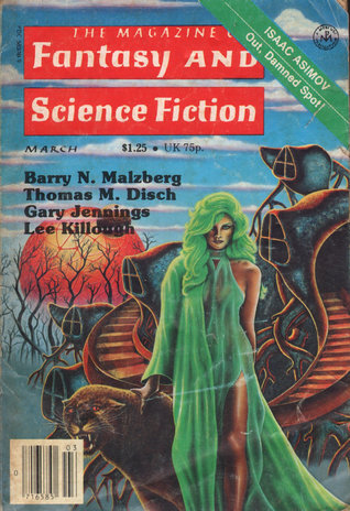 The Magazine of Fantasy and Science Fiction, March 1979 (The Magazine of Fantasy & Science Fiction, #334)
