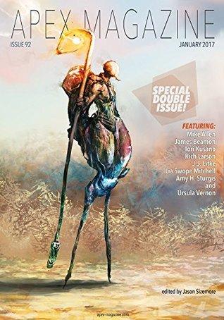 Apex Magazine Issue 92
