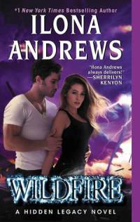 Wildfire by Ilona Andrews cover