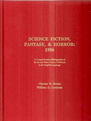 Science Fiction, Fantasy and Horror, 1986