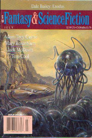 The Magazine of Fantasy & Science Fiction, July 1997 (The Magazine of Fantasy & Science Fiction, #553)